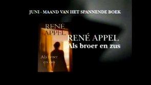 Rene Appel – CPNB Boekenweek