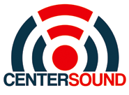 Center Sound Logo
