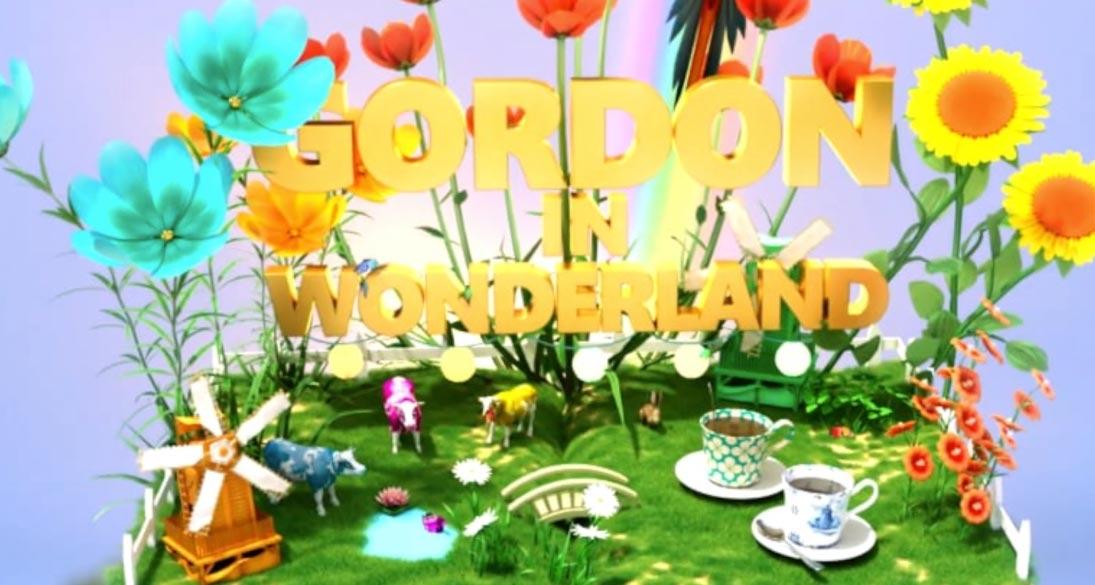 Gordon in Wonderland  serie op RTL-XL  Vincent TV
