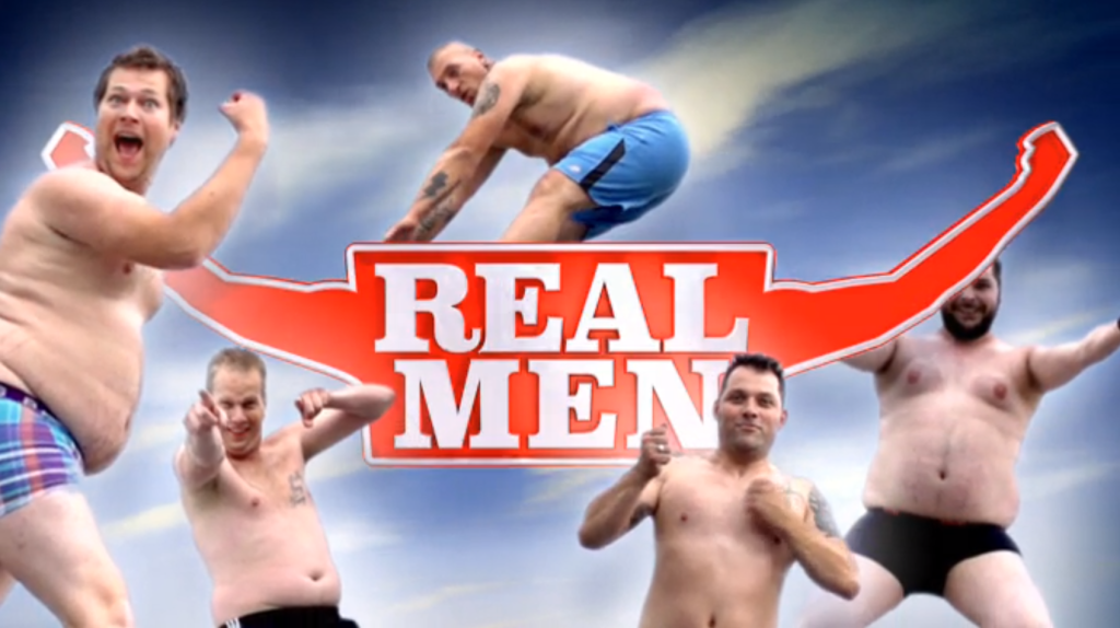 Real Men  Warner Bros.