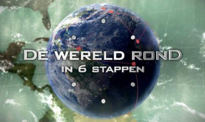 De wereld rond in 6 stappen