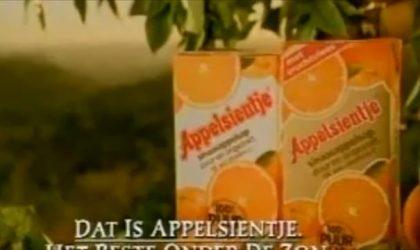 Appelsientje – Gezongen Demo