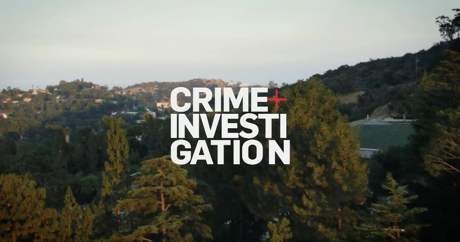 Crime & Investigation  Promo's
